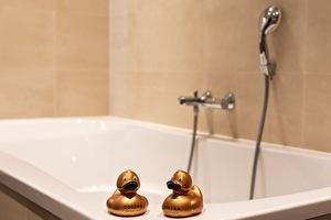 Boutique Hotel Corona bath ducks