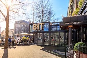 Entrance B.I.T. Grill & Café & Boutique Hotel Corona